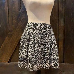 Jacob silk skirt